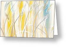Graceful Grasses Greeting Card