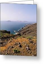 Graciosa Island Greeting Card