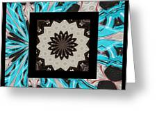 Graffiti - Reign V Greeting Card
