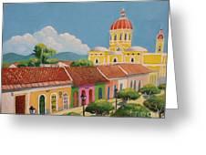 Granada Cathedral Greeting Card