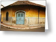 Granada House Greeting Card