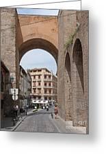 Granada Old City Gateway Greeting Card