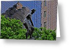 Grand Army Plaza Greeting Card