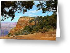Grand Canyon - South Rim Greeting Card