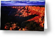 Grand Canyon 119 Greeting Card