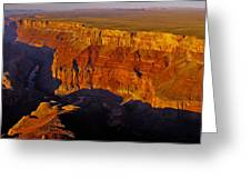 Grand Canyon 12 Greeting Card