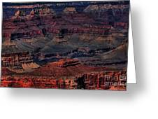 Grand Canyon 2 Greeting Card