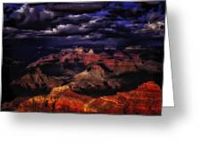 Grand Canyon 27 Greeting Card