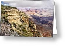 Grand Canyon 3 Greeting Card