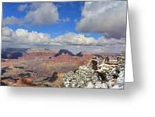 Grand Canyon 3930 Greeting Card