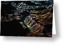 Grand Canyon 50 Greeting Card