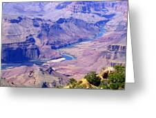 Grand Canyon 71 Greeting Card