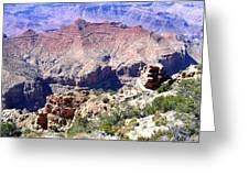Grand Canyon 78 Greeting Card