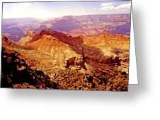 Grand Canyon Arizona Usa Greeting Card