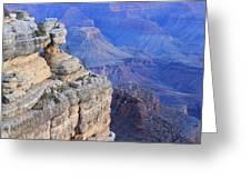 Grand Canyon At Dawn Greeting Card