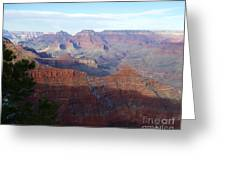 Grand Canyon Beauty Greeting Card by Janice Sakry