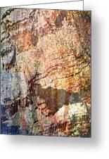 Grand Canyon Color Study Greeting Card by Judy Paleologos