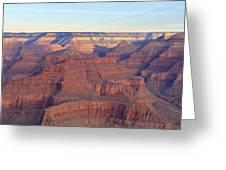 Grand Canyon Dawn 3 Greeting Card