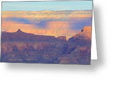 Grand Canyon Dawn 4 Greeting Card