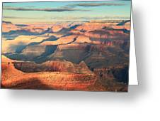 Grand Canyon Dawn Greeting Card