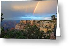 Grand Canyon Following The Storm Greeting Card