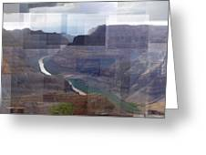 Grand Canyon Guano Point Greeting Card