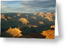 Grand Canyon National Park, Arizona, Usa Greeting Card