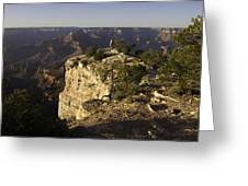 Grand Canyon Outlook Greeting Card
