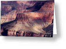 Grand Canyon Shapes Greeting Card