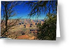 Grand Canyon - South Rim 1  Greeting Card