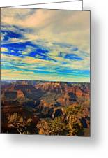 Grand Canyon South Rim Greeting Card
