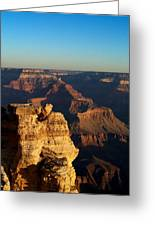 Grand Canyon Sunrise Two Greeting Card