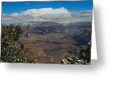 Grand Canyon View 7 Greeting Card