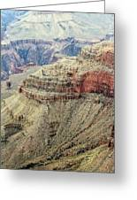 Grand Canyon View Greeting Card
