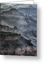 Grand Canyon Watercolor Greeting Card