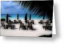 Grand Cayman Dreamscape Greeting Card