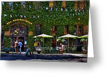 Grand Central Arcade - Seattle Greeting Card