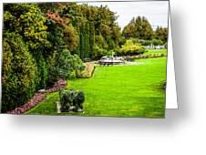 Grand Garden Greeting Card