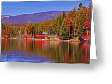 Grand Lake Spring IIi Greeting Card