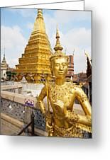 Grand Palace, Bangkok Greeting Card