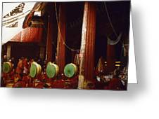 Grand Prayer Festival In The Jokhang Greeting Card