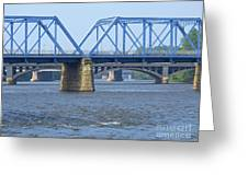 Grand Rapids Crossings Greeting Card
