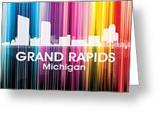 Grand Rapids Mi 2 Greeting Card