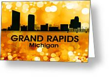 Grand Rapids Mi 3 Greeting Card
