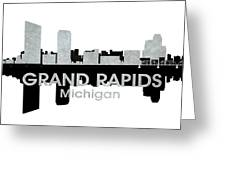 Grand Rapids Mi 4 Greeting Card