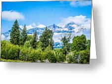 Grand Teton Lan 627 Greeting Card