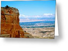 Grand Valley Greeting Card