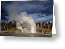 Grand Vent Greeting Card