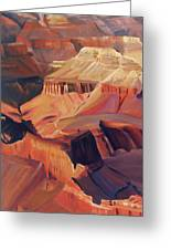 Grand View Greeting Card by Jack Atkins