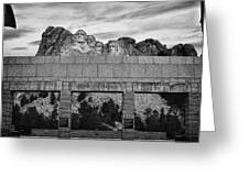 Grand View Terrace Greeting Card